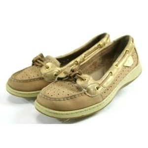Sperry Angelfish Perf Women's Boat Shoes Size 8.5